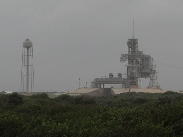 Launch Complex 39 Pad A