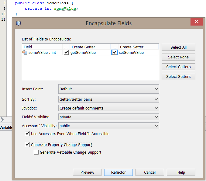 Top 5 Java Refactoring Tools in the NetBeans IDE